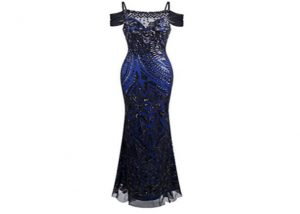 Evening dress for home page