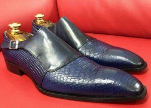men shoes blue home page