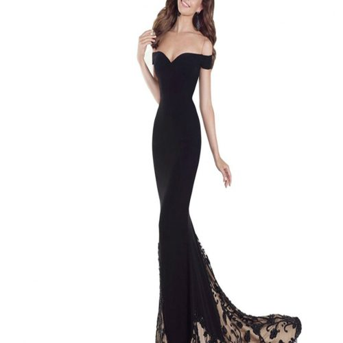 Slim Long Dress Backless Evening.