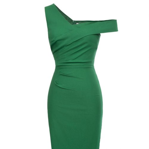 Pencil sexy stretch dress from rockabilly dress