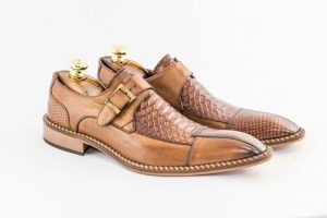 Italian Brown Zone with buckle