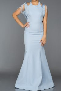 Long Abi Evening Dress