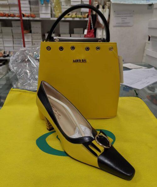 Best Melia Yellow and black M00009