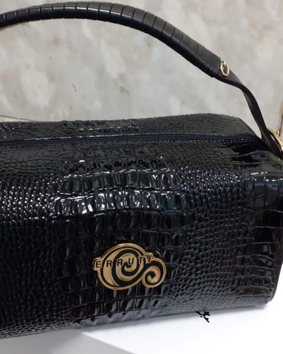 BEST CERRUTI SMALL BAG BLACK C00006